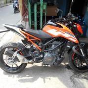 Overcredit KTM Duke 250c 2018 Bandung