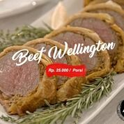 PAKET CATERING BEEF WELLINGTON