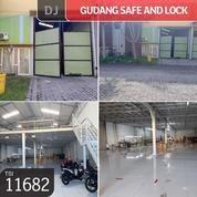 Gudang Safe And Lock, Sidoarjo, Jawa Timur, 12x38m, 2 Lt, SHM. (18078051) di Kota Jakarta Barat