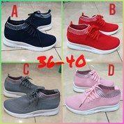 Sepatu Sneakers Wanita Merk FASHION