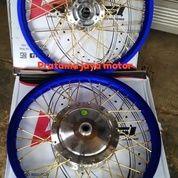 Velg Jari-Jari Variasi Untuk Motor Honda Beat Karburator,Fi, Vario Lama (18098999) di Sawangan