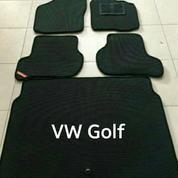 Karpet VW Golf Mk7 2 Layer Simple Dan Sporty (18108535) di Kota Jakarta Barat