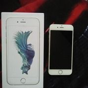 Iphone 6s Silver 64Gb (18122575) di Kota Banjarmasin