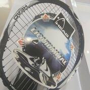 Raket Tenis Impor Bahan Carbon Fiber Kuat