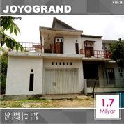 Rumah Kost 17 Kamar Luas 145 Di Joyogrand Dinoyo Kota Malang _695.18 (18152035) di Kota Malang
