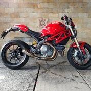 Ducati Monster 1100 Evo Murah Full Paper PLAT B PAJAK PANJANG