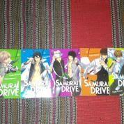 SAMURAI DRIVEl Edisi 1-7 By Fujiko Kosumi