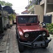 Taft Diesel Th81 4x4 Aktiv Ac Dingin Istimewah (18165635) di Kota Surabaya