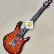 Gitar Musicman JP Series Sunburst Limited Edition Not Ibanez Fender Gibson (18171651) di Kota Bogor