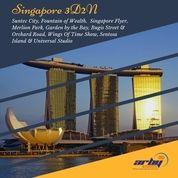 PAKET WISATA SINGAPORE 3D2N (18174039) di Kab. Sidoarjo
