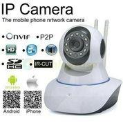 Kamera CCTV Ip Camera P2p 2 Antena MH36 Infra Merah (18177095) di Kota Jakarta Pusat