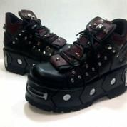 Sepatu Boot Rock