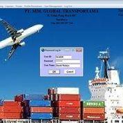 Software Program Ekspedisi Jasa Angkutan Cargo Laut Darat Udara