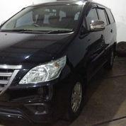 Toyota Kijang Grand Innova E Manual Bensin Tahun 2014 (18193351) di Kab. Tangerang