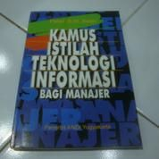 Kamus Istilah Teknologi Informasi Bagi Manajer (18194171) di Kota Bandung