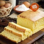 Pillow Cake Original - Cake Kekinian Dari Bandung - Toko Kuliner - Toko Online Oleh Oleh Bandung (18219043) di Dayeuh Kolot