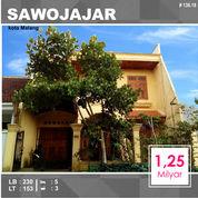 Rumah Murah 2 Lantai Luas 153 Di Sawojajar Kota Malang _ 136.18 (18222899) di Kota Malang