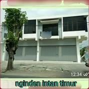 Ruko 2 Lantai Di Nginden Intan Timur Dengan Posisi HOOK, Lokasi Strategis, Surabaya
