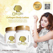 Bibit Collagen Mecca Anugrah Original BPOM - Collagen Body Lotion