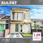 Rumah Baru 2 Lantai Luas 112 Di Pandanwangi Sulfat Kota Malang _ 732.18 (18294979) di Kota Malang