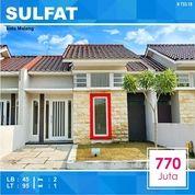 Rumah Baru Luas 95 Di Pandanwangi Sulfat Kota Malang _ 733.18 (18295055) di Kota Malang