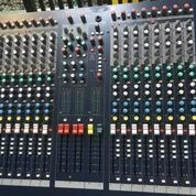 Mixer Soundcraft Lx7 16 Ch Mulus