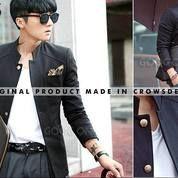 Jas Pria | Jas Cowok | Black Blazer Jacket | SK-15 | FC (18309287) di Kab. Bantul