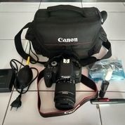 CANON EOS 750D KIT ( EF-S18-55mm IS STM ) (18313027) di Gombong