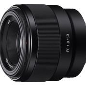 Lensa Sony 50mm F 1.8 (E MOUNT) FULL FRAME