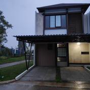Rumah Hoek Dekat Gerbang Cluster The Patio Woodland Lippo Cikarang (18336367) di Kab. Bekasi