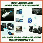 Tanpa Kabel Aux USB Bluetooth Audio Receiver Wireless With Mic