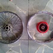 Velg Jari-Jari Motor Supra Fit (18348323) di Kota Bandar Lampung