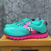 Promo Sepatu Olahraga Original NINETEN 910 Chroma Womens Size 41