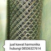 Kawat Harmonika Pvc Dan Galvanis (18372043) di Pondok Aren