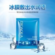BIOAQUA ICE FOUNTAIN WHITENING ICE MASK