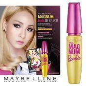 Maybelline Mascara Magnum Barbie Waterproof