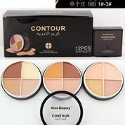 CONTOUR 4in1 By Kiss Beauty