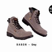 Sepatu Humm3r Boots Pria / Sepatu Touring