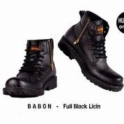 Terlaris Sepatu Boots Pria
