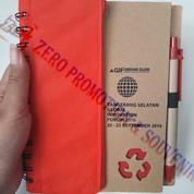 Souvenir Buku Agenda - Block Note Memo Resleting 902