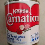 Supplier Susu Carnation Kental Manis Karton 370g (18402003) di Kota Malang