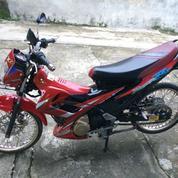 Satria FU Mulus Dan Terawat 150 CC SCD Tahun 2012 (18404827) di Kab. Bogor