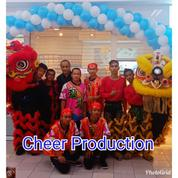 Sewa Barongsai Liong Cheer Production (18406119) di Kota Jakarta Barat