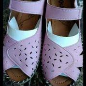 Kickers Wanita Sandal Sepatu Pink Baby (18418331) di Kota Bandung