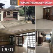 Rumah Taman Alfa Indah, Jakarta Barat, 12x26m, 1 Lt, SHM (18429659) di Kota Jakarta Barat