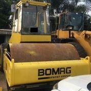 Compactor / Vibro Bomag Single Drum BW211D-40 Tahun 2013 (18462935) di Kota Jakarta Timur