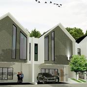 Rumah 2 Lantai Mewah Strategis 2020 - Cilangkap Depok Kanaya House (18473919) di Kota Depok
