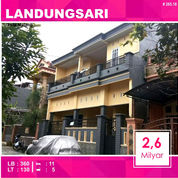 Rumah Kost 11 Kamar Luas 130 Di Landungsari Dinoyo Kota Malang _ 265.18 (18485091) di Kota Malang