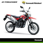KAWASAKI D-TRACKER 150 OTR JAKARTA (18488795) di Kota Bekasi