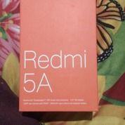 Xiaomi Redmi 5A Kelengkapan Hp, Dust Ya Aja,Charger Bukan Ori+Gratis Wifi Bolt (18491703) di Kota Tangerang